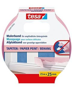 tesa® AFPLAKBAND WASHI SENSITIVE 25M x 38MM