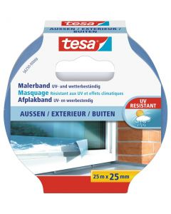 tesa® AFPLAKBAND WASHI OUTDOOR 25M x 25MM