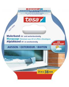 tesa® AFPLAKBAND WASHI OUTDOOR 25M x 38MM