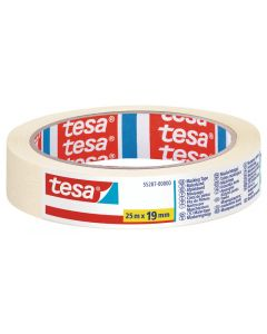 tesa® AFPLAKBAND BASIC 25M x 19MM